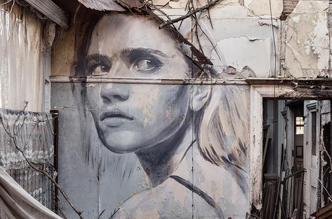 Vẽ tường - Nghệ thuật