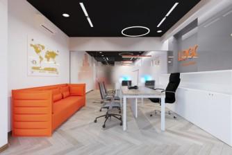 Thiết kế thi công trọn gói công trình nội thất  IE VISION JOINT COMPANY